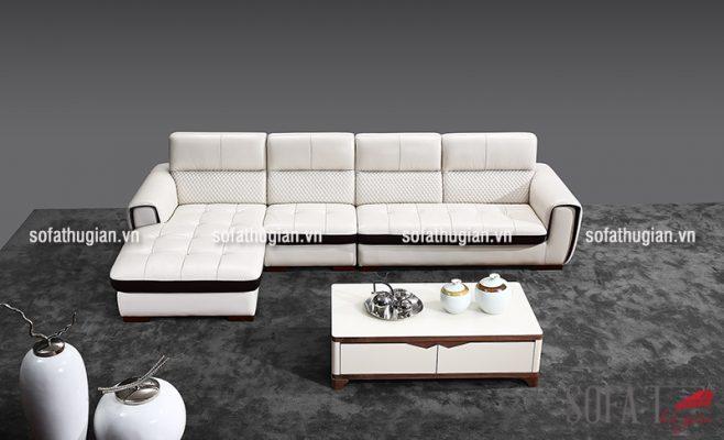Mẫu sofa đẹp cho phòng khách nhỏ