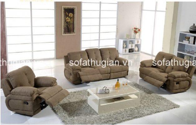 các mẫu sofa thư giãn rất phong phú về kiểu dáng