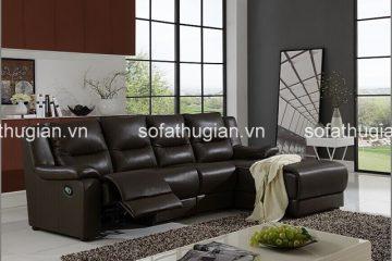 Chọn sofa thư giãn như thế nào phù hợp với phòng khách diện tích nhỏ