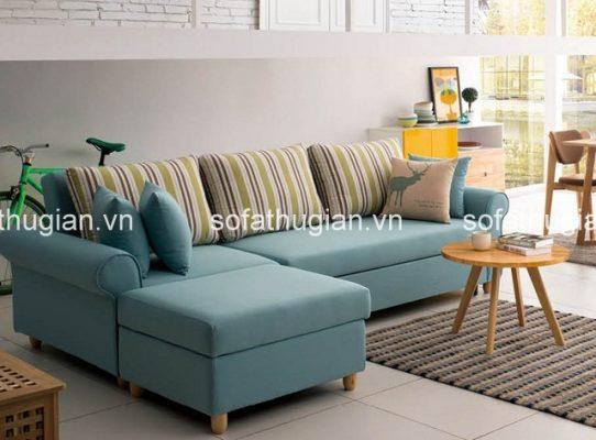 Sự đa dạng về chất liệu và kiểu dáng đa dạng của các mẫu sofa góc
