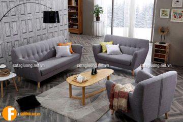 Chọn ghế sofa văng cho phòng khách như thế nào là đúng?