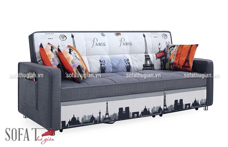 """Mẫu sofa đẹp thiết kế thông minh """"2 trong 1"""" cực tiện ích"""