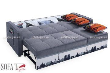 Vệ sinh sofa giường thông minh bền đẹp chỉ với 7 bước đơn giản