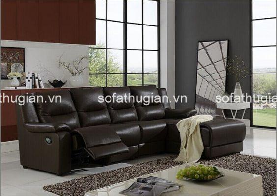 Bí quyết giúp bạn có được bộ ghế sofa thư giãn da luôn đẹp như mới tại nhà