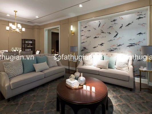 những lưu ý về kích thước trong khi chọn được một bộ sofa phòng khách đẹp