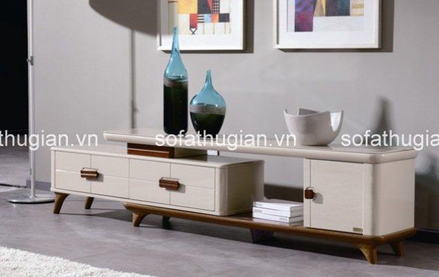 kệ tivi nhập khẩu với thiết kế hiện đại trẻ trung sẽ mang đến không gian sang trọng cho phòng khách