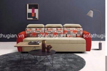 Với sofa giường nằm nên chọn màu sắc nào cho phòng khách đẹp
