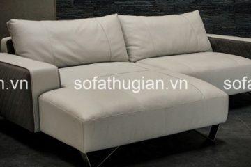 Giúp bạn cách nhận biết ghế sofa giường chất liệu da thật có độ bền và bóng tốt nhất