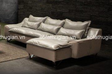 Xu hướng lựa chọn sofa phòng khách chung cư cao cấp